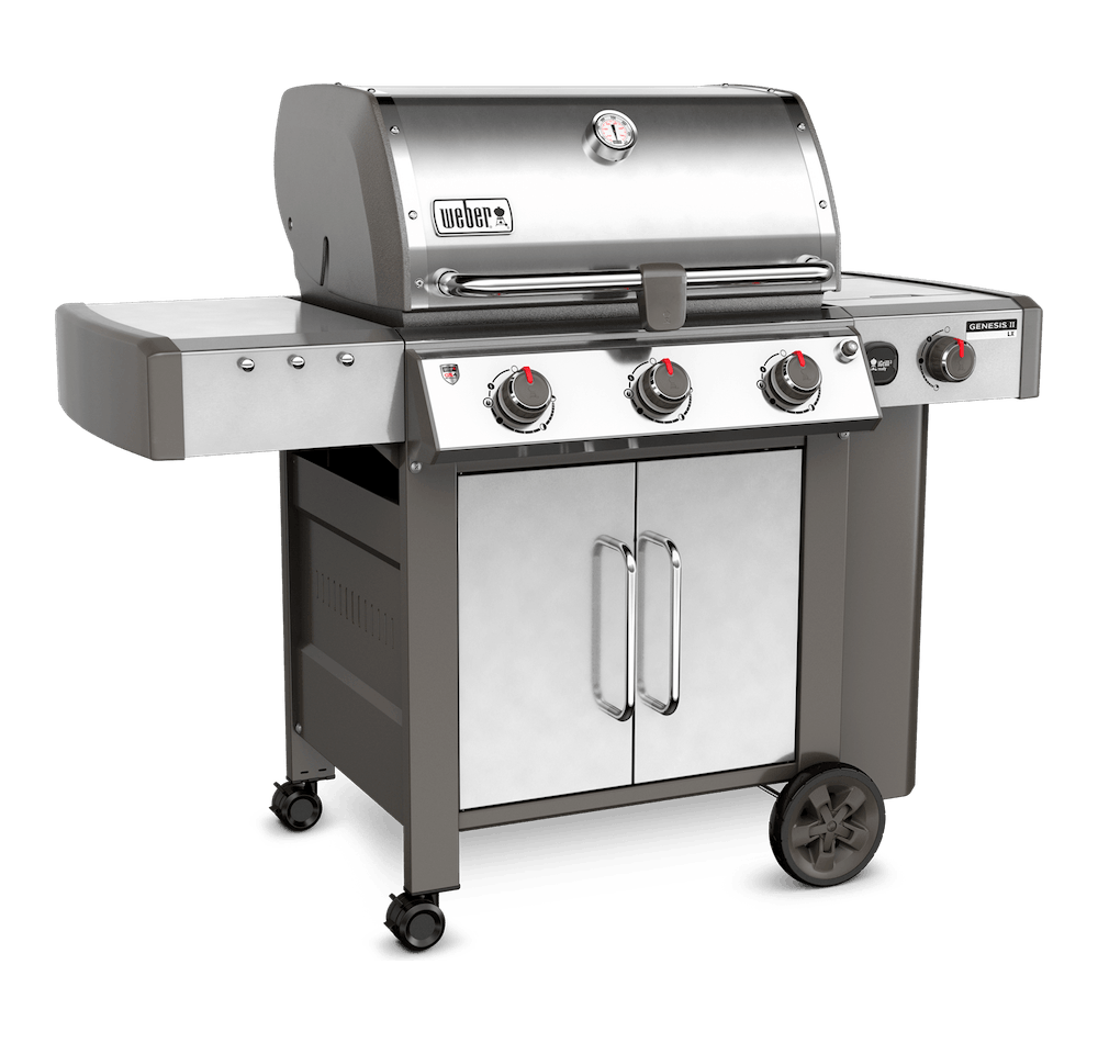 Barbecue a gas Genesis® II LX S-340 GBS image 4