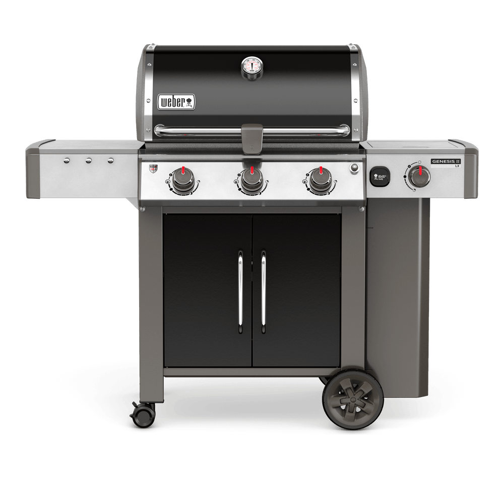 Barbecue a gas Genesis® II LX E-340 GBS View
