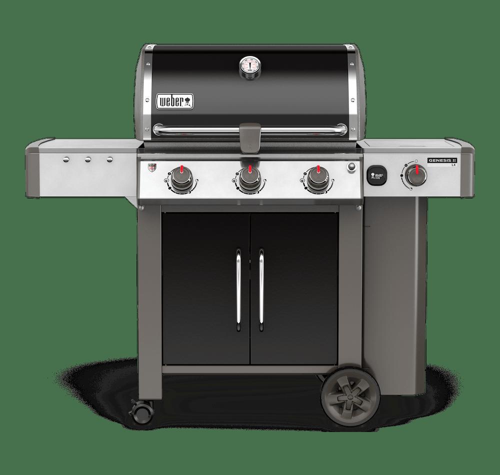 Barbacoa de gas Genesis® II LX E-340 GBS image 1