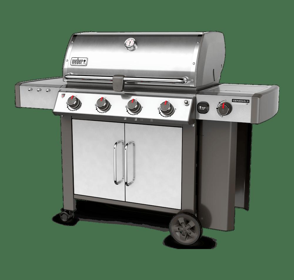 Genesis® II LX S-440 GBS Gasbarbecue View