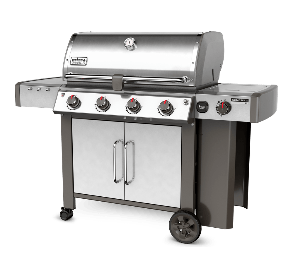 Barbecue a gas Genesis® II LX S-440 GBS View