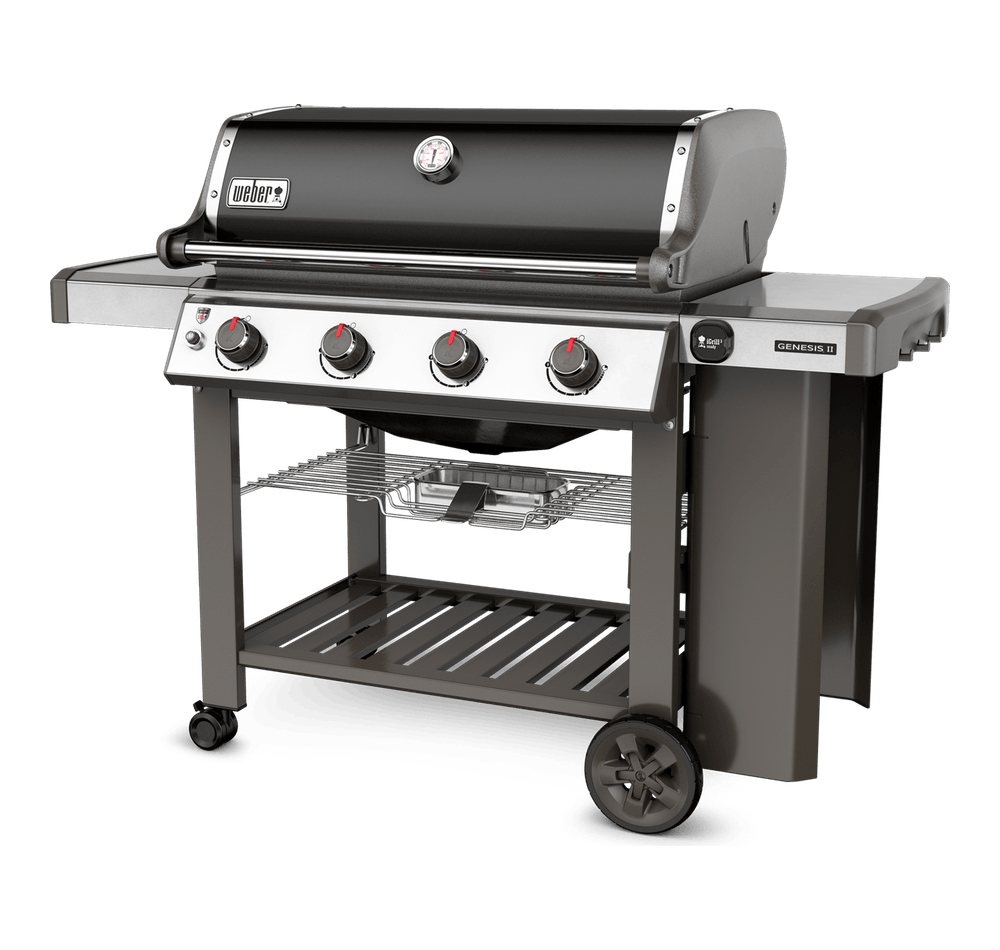 Genesis® II E-410 Gas Grill image 3