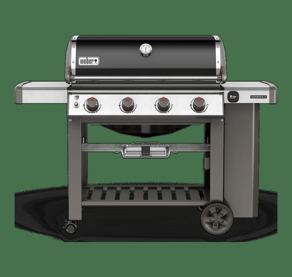 Genesis® II E-410 Gas Grill image 1