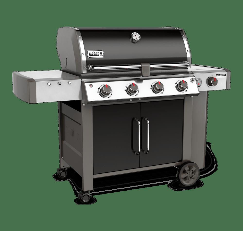 Genesis® II LX E-440 Gas Barbecue View