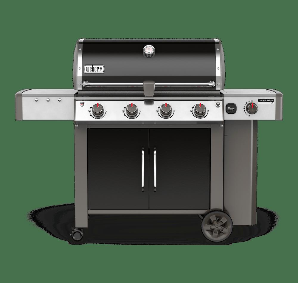 Barbacoa de gas Genesis® II LX E-440 GBS View