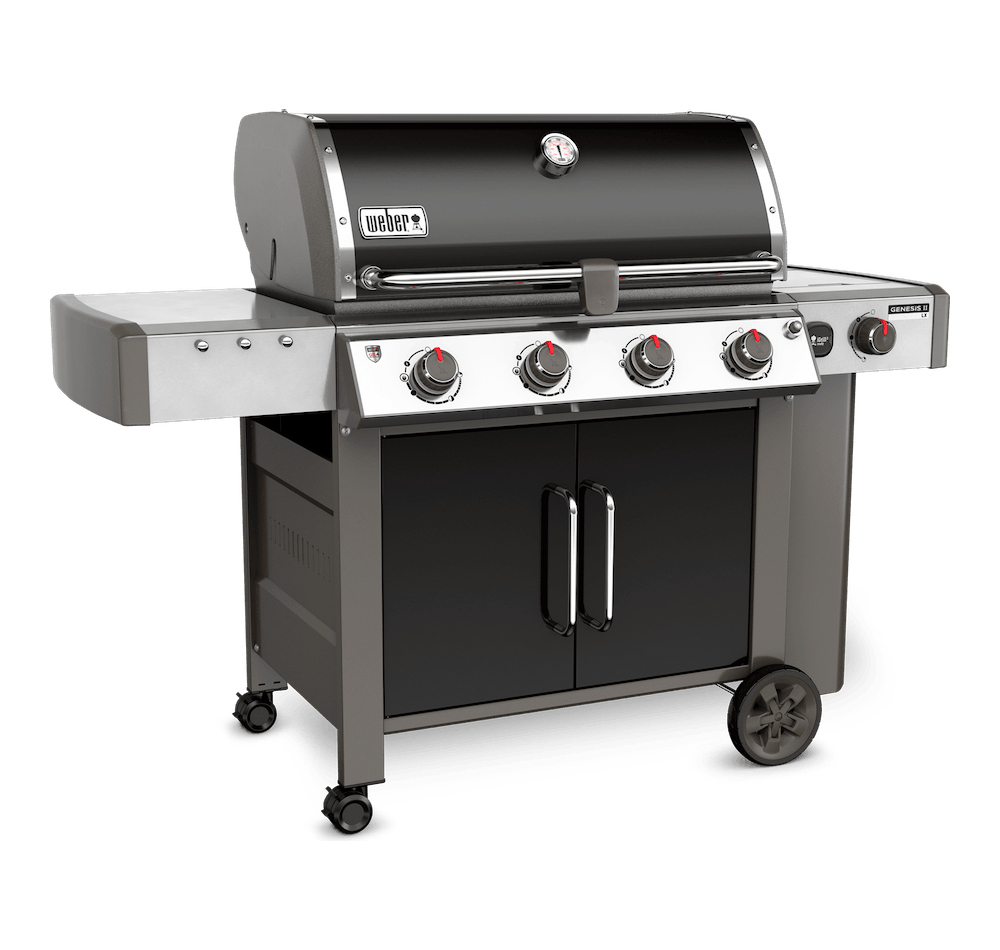 Barbecue a gas Genesis® II LX E-440 GBS View