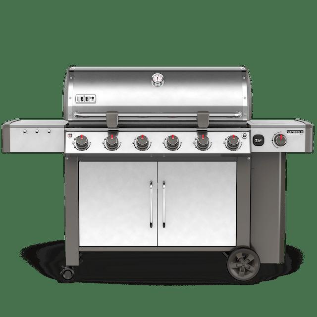 Genesis® II LX S-640 GBS Gasolgrill