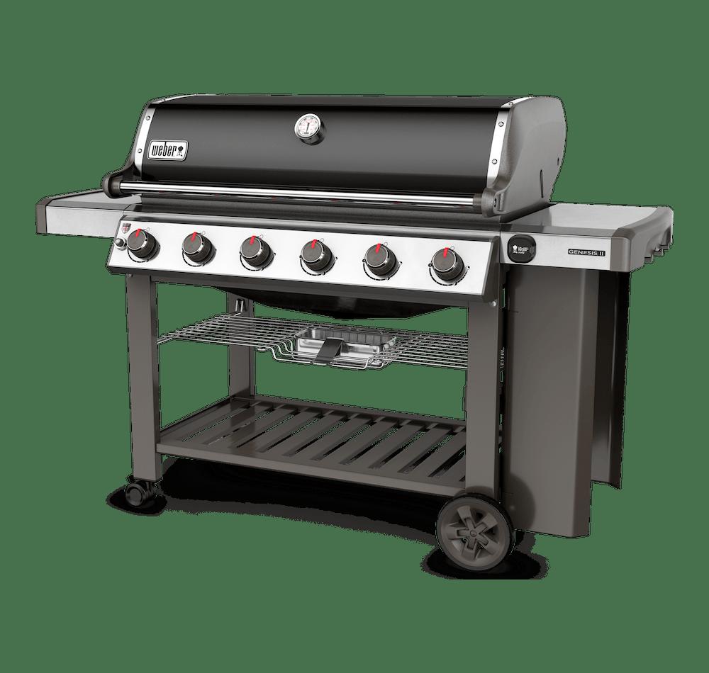 Genesis® II E-610 GBS Gasbarbecue View