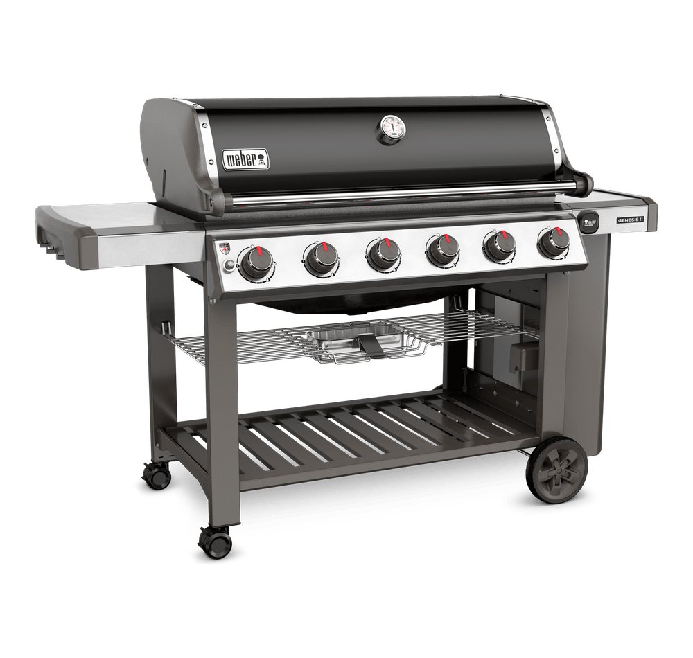 Genesis® II E-610 GBS Gas Barbecue View