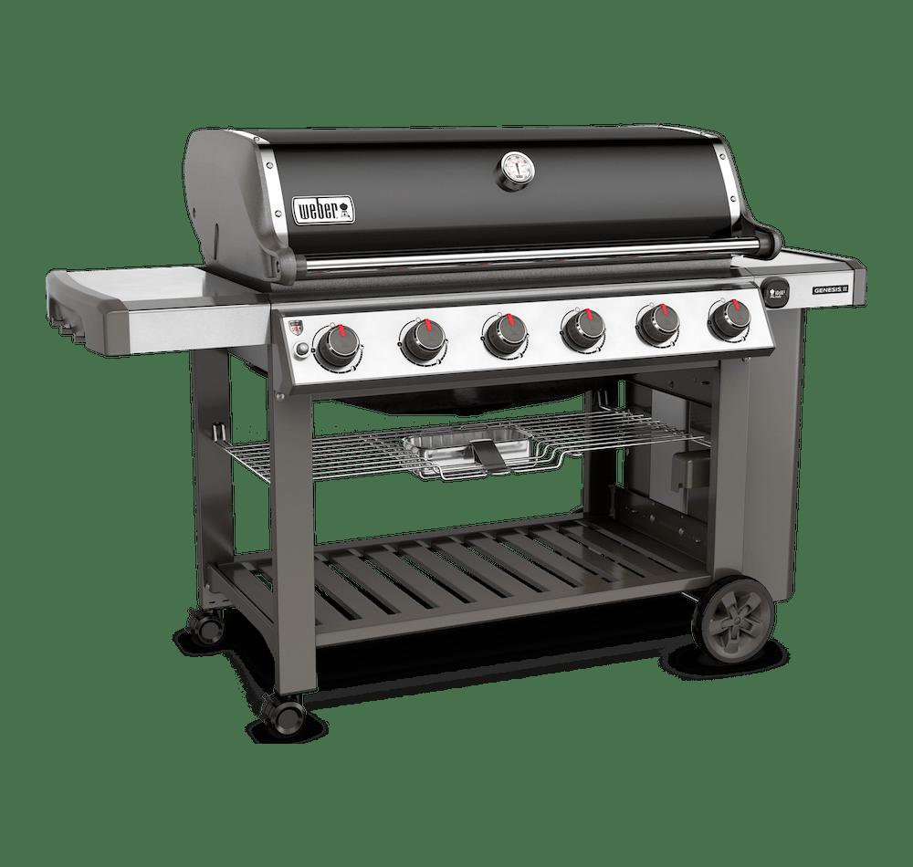 Genesis® II E-610 GBS Gas Barbecue View