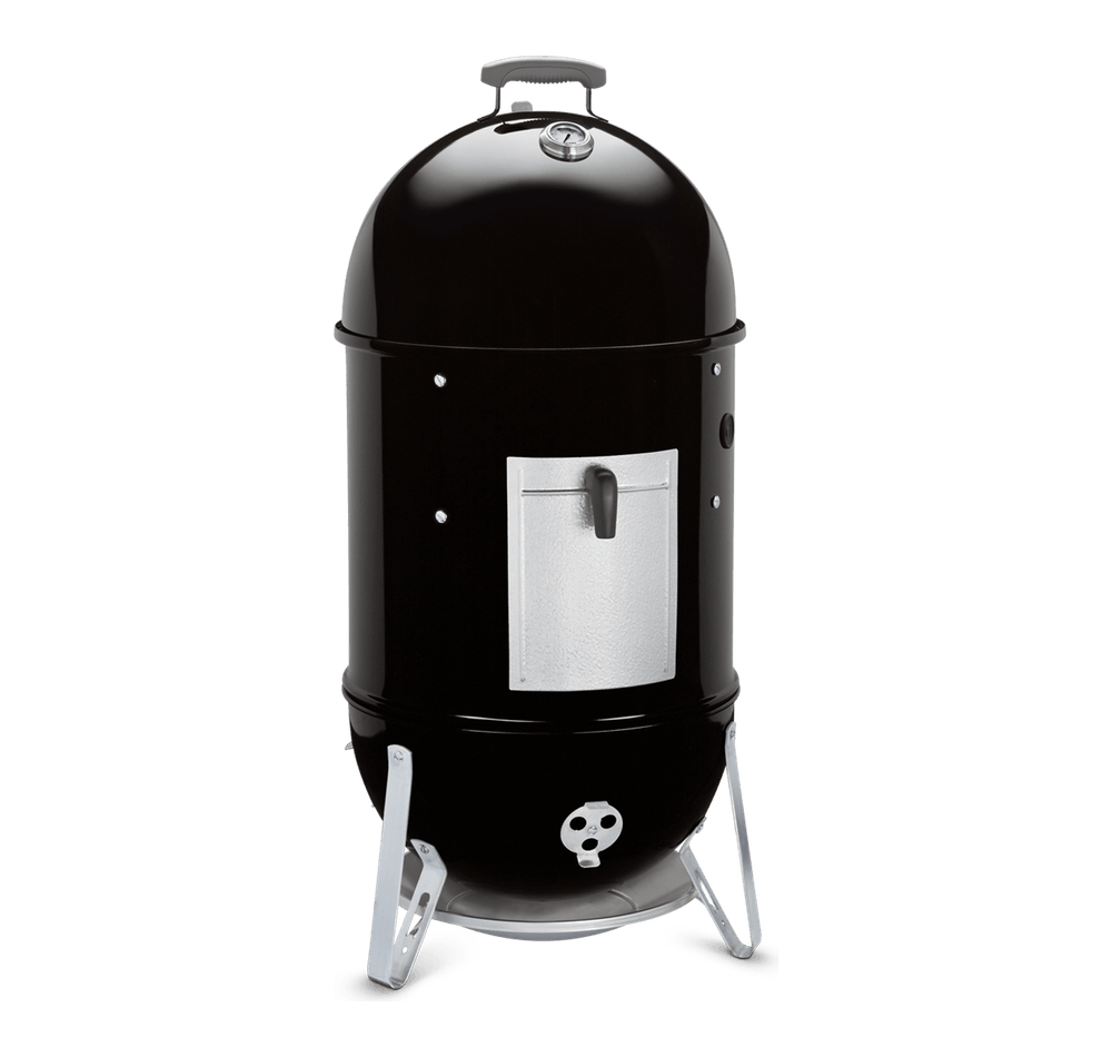47 cm-es Smokey Mountain Cooker Füstölő View