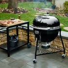 Summit® Kamado E6 Charcoal Grill image number 2