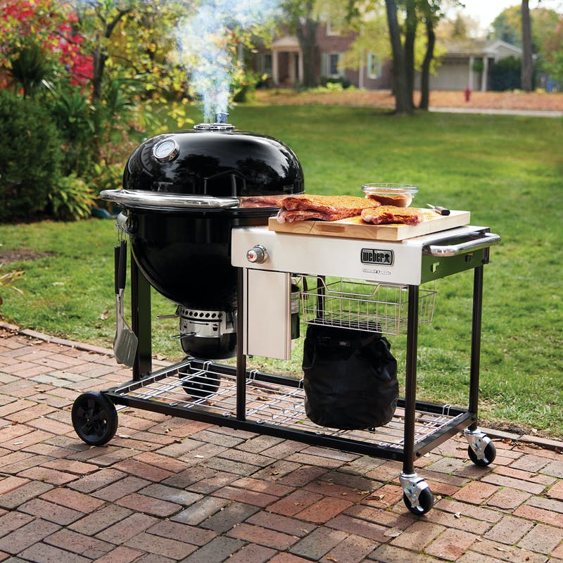 Summit® Kamado S6 Charcoal Grill Center image number 2