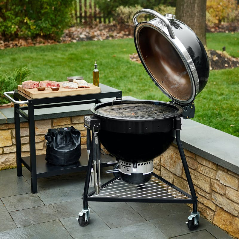 Summit® Kamado E6 Charcoal Grill image number 3