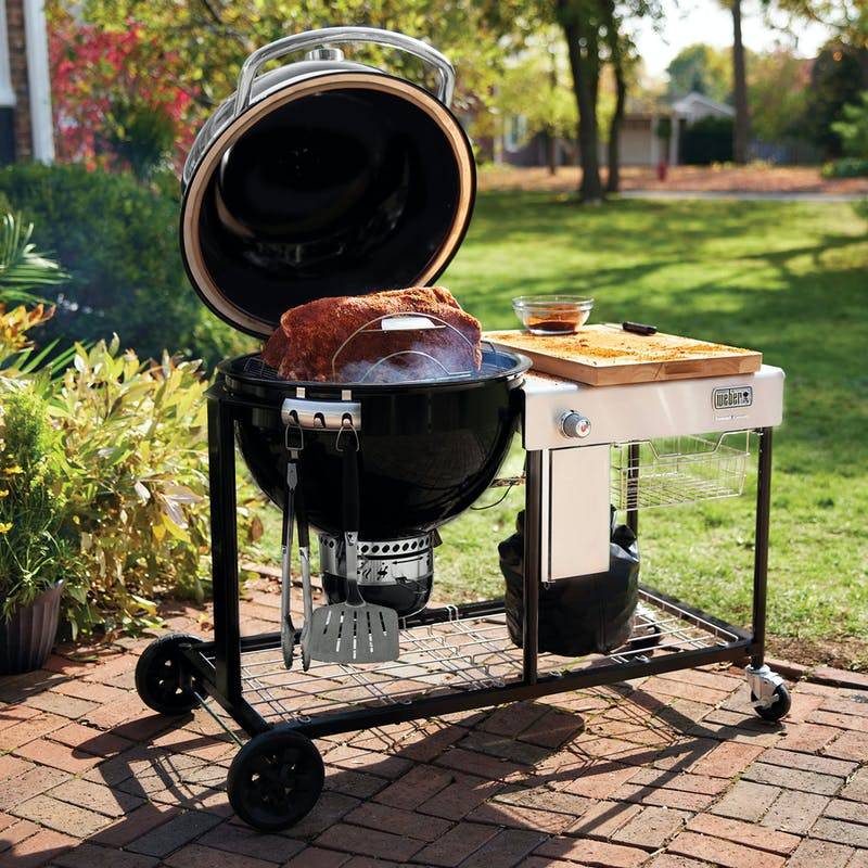 Summit® Kamado S6 Charcoal Grill Center image number 4