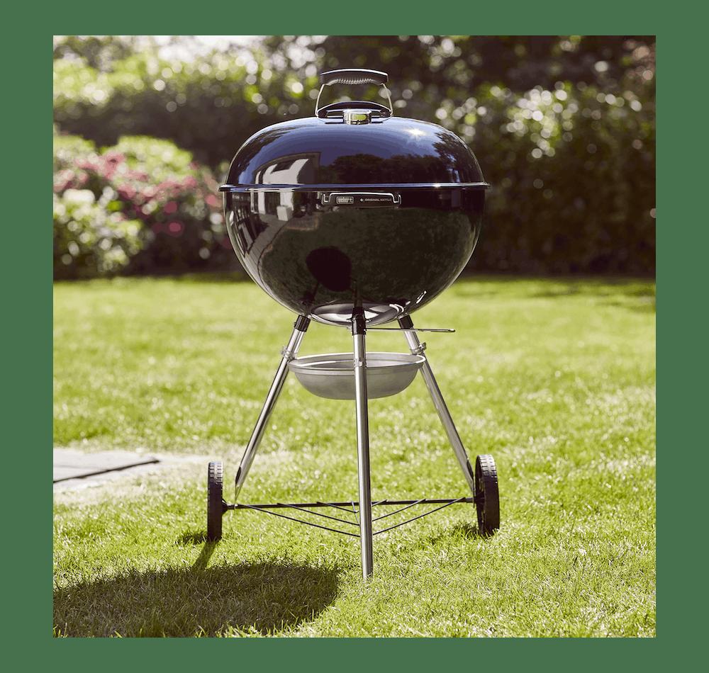 Barbecue à charbon Original Kettle E-5710 57cm View