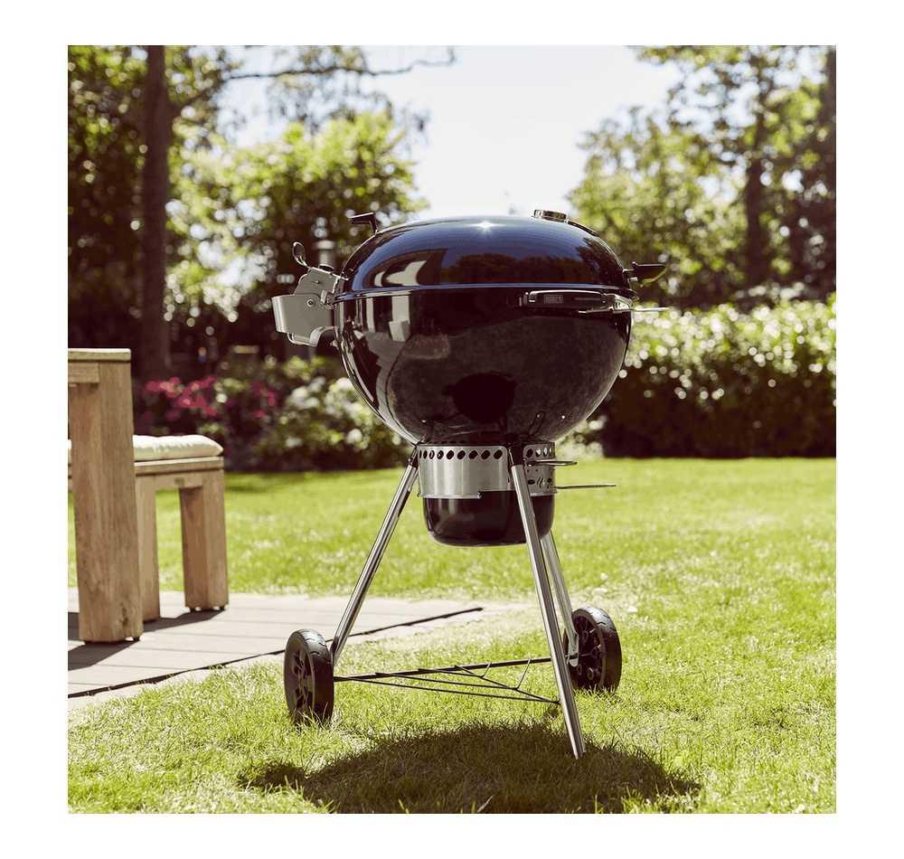 Master-Touch GBS Premium E-5770 Charcoal Grill 57 cm View