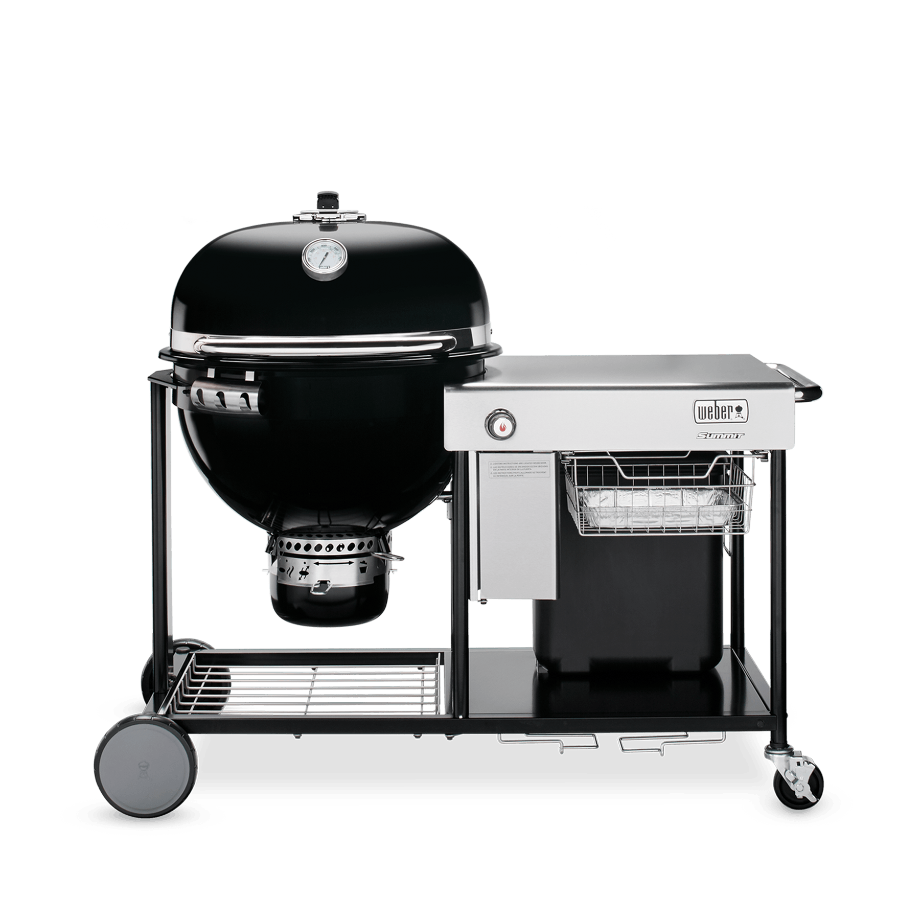 Summit® Charcoal Grilling Center Ø61 cm