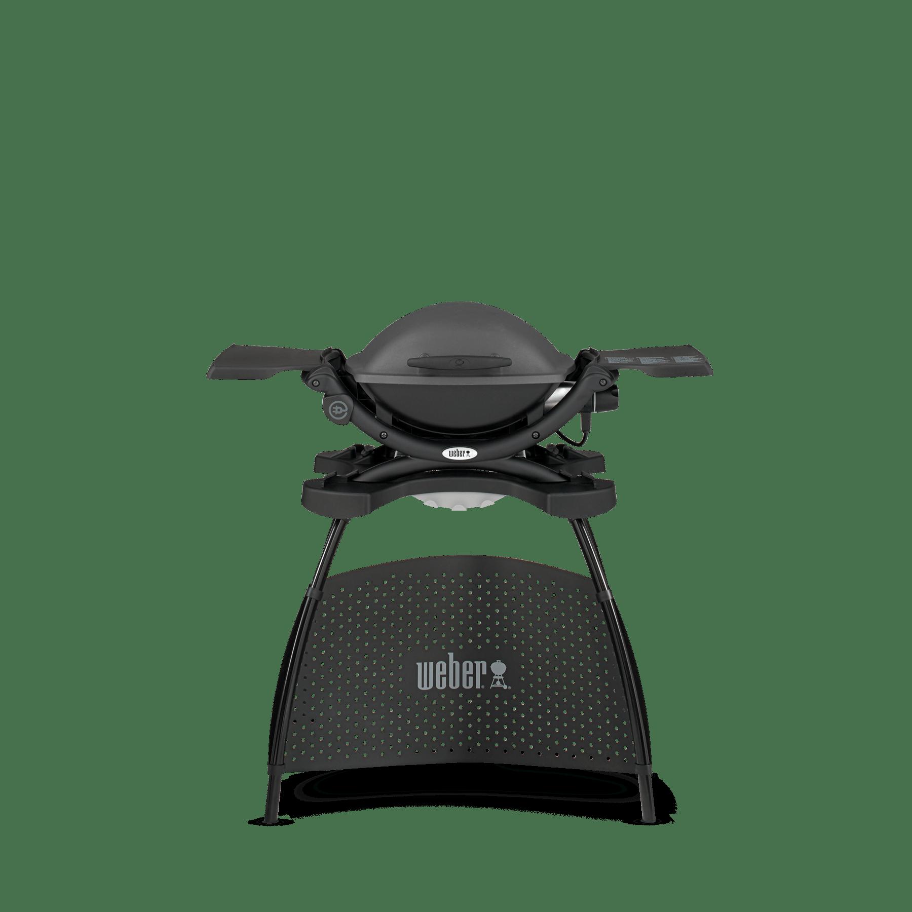 Barbecue électrique Weber® Q 1400 avec pied