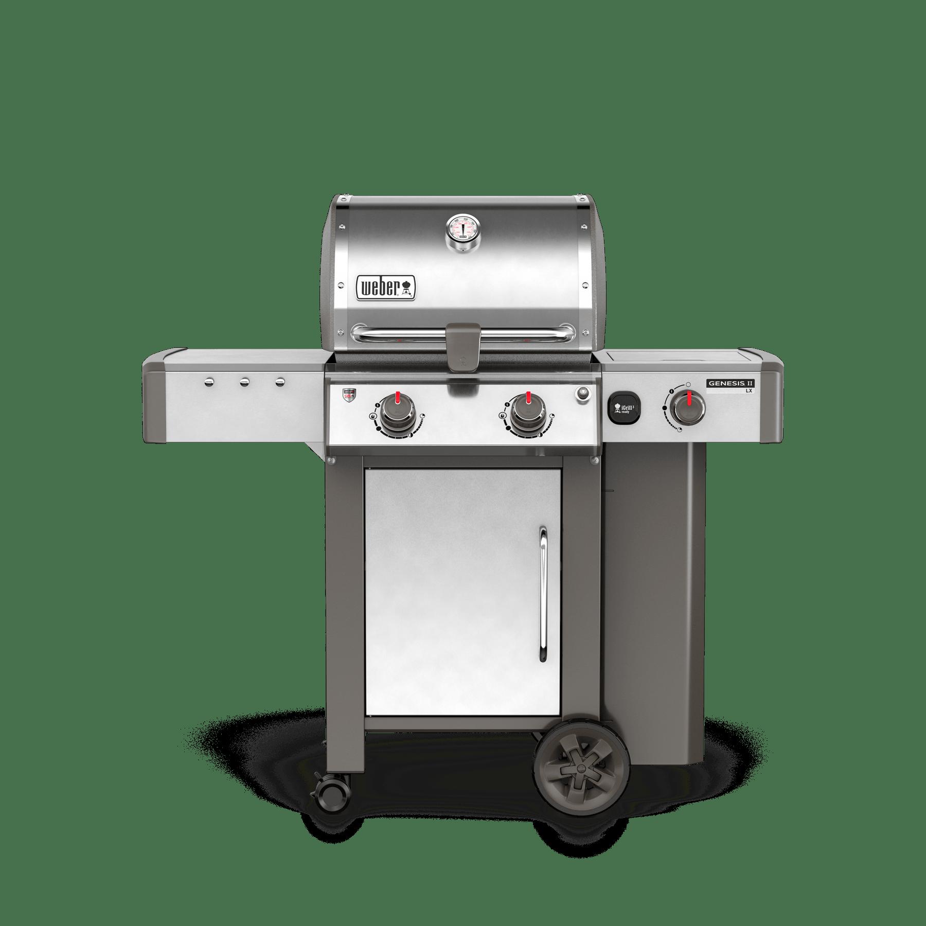 Barbecue à gaz Genesis® II LX S-240 GBS