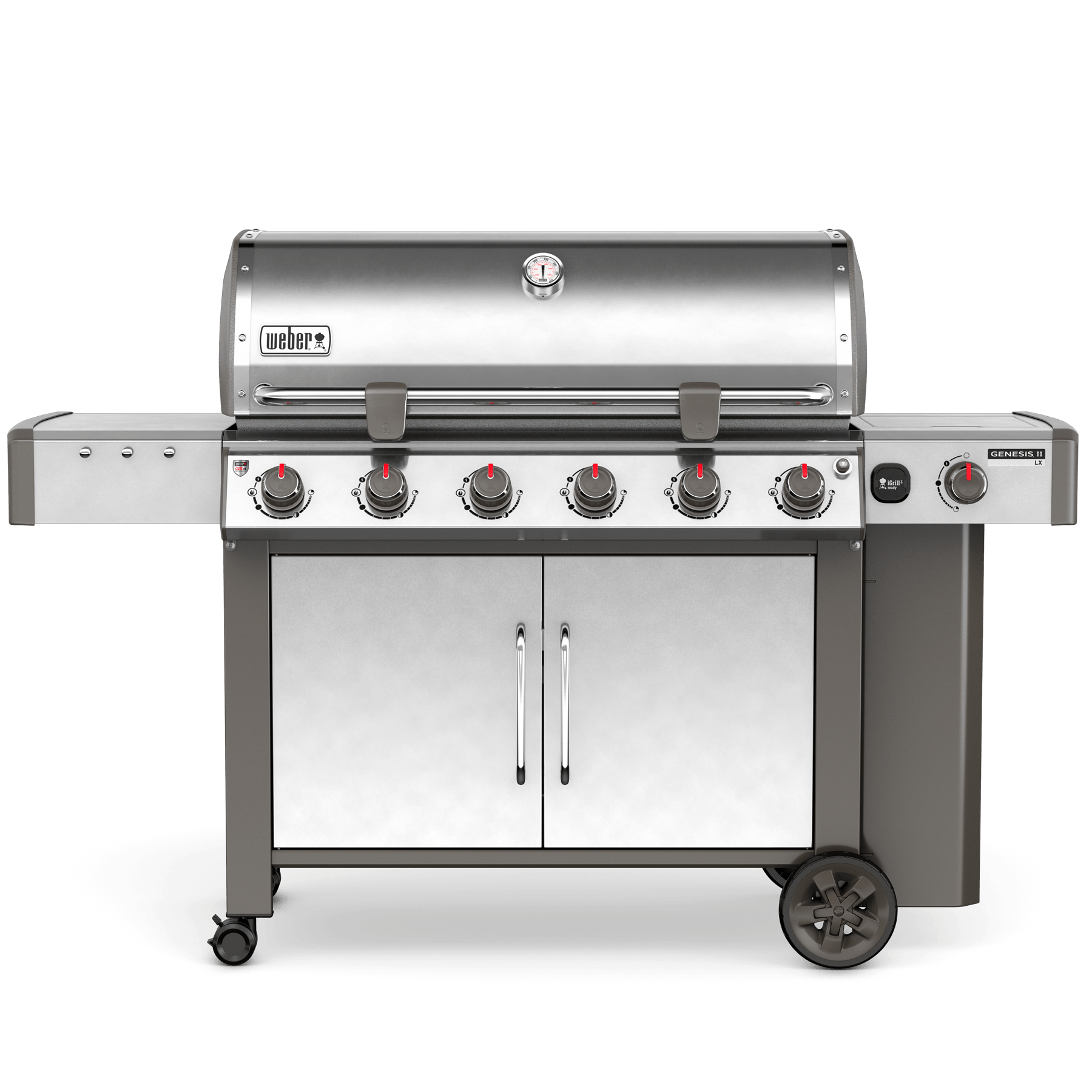 Genesis® II LX S-640 GBS – Gasgrill
