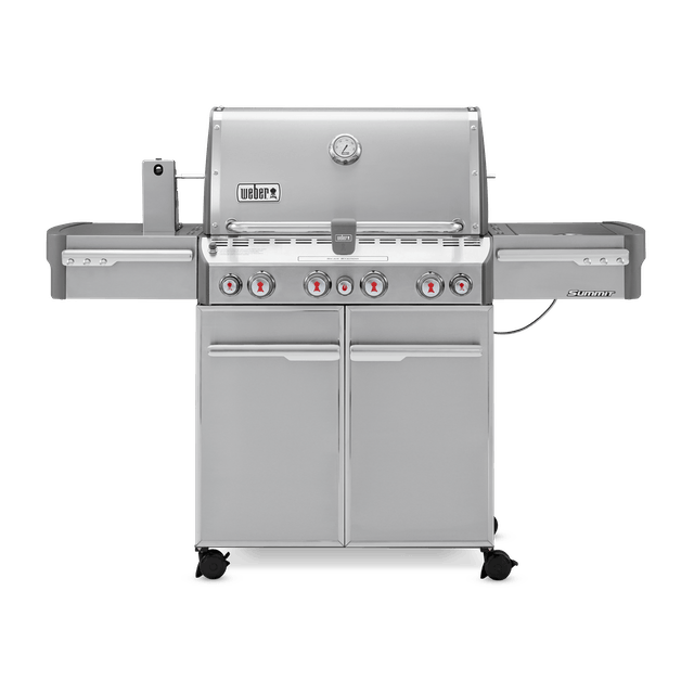 Summit® S-470 GBS Gas Barbecue