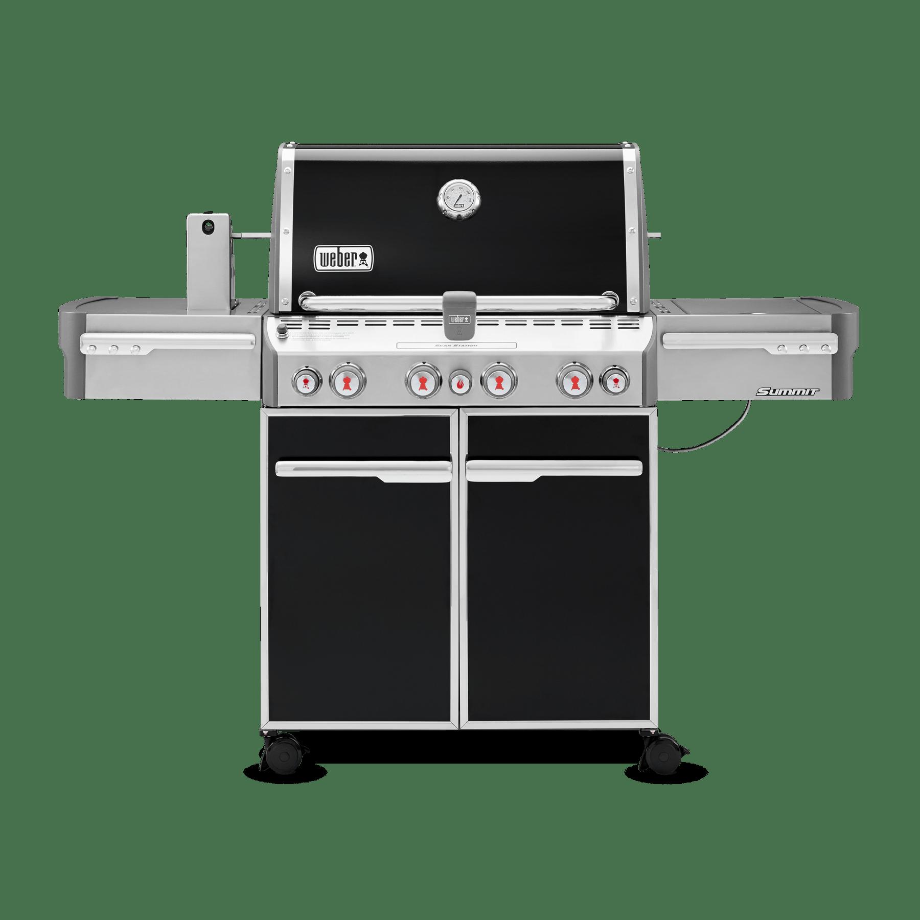 Barbecue a gas Summit® E-470 GBS