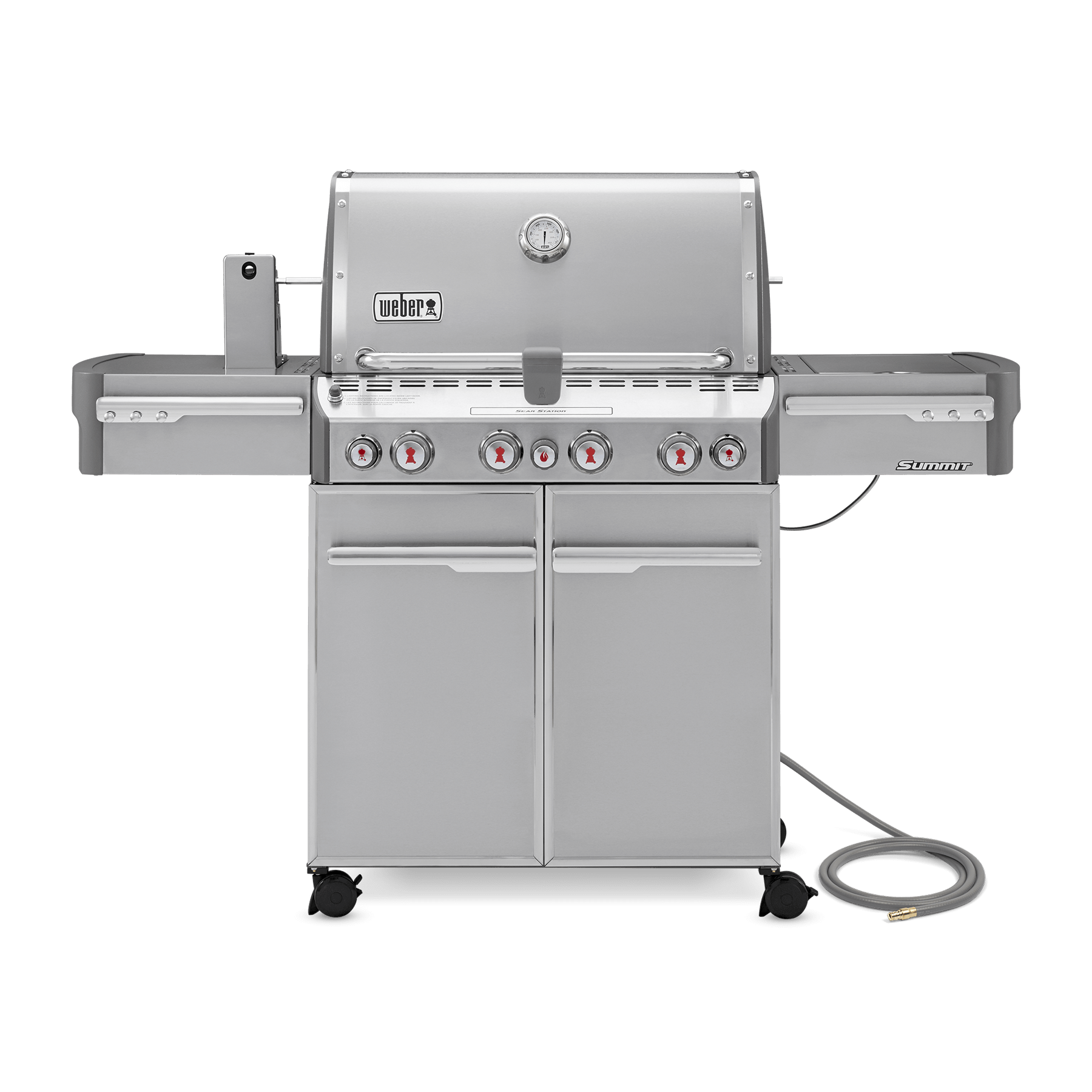 Summit® S-470 Gas Grill (Natural Gas)