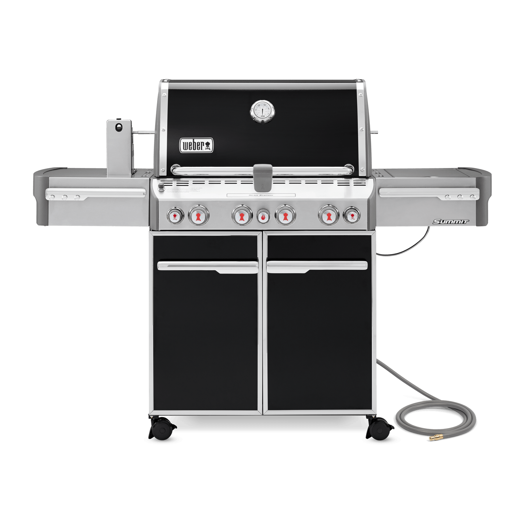 Summit® E-470 Gas Grill (Natural Gas)