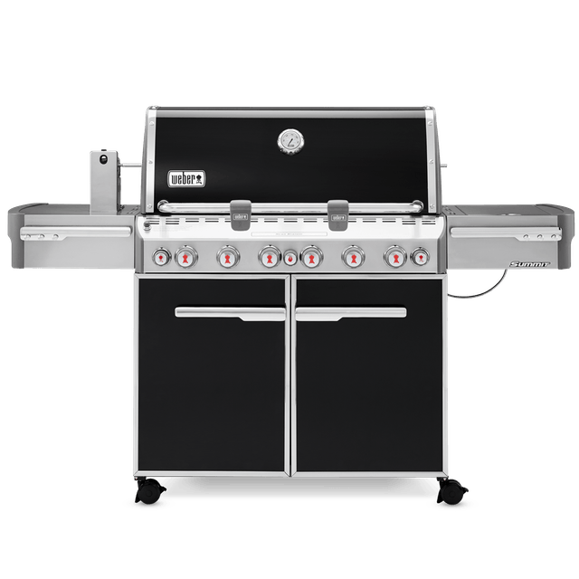 Summit® E-670 GBS Gas Barbecue