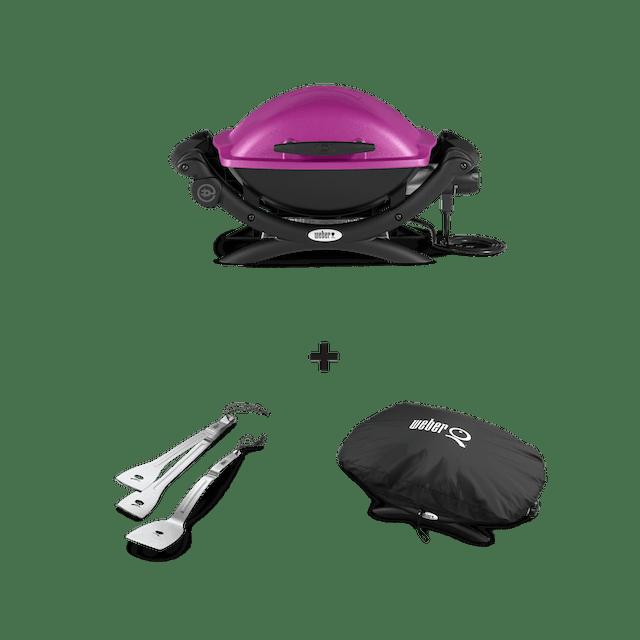 Weber® Q 1400 Elektrische barbecue