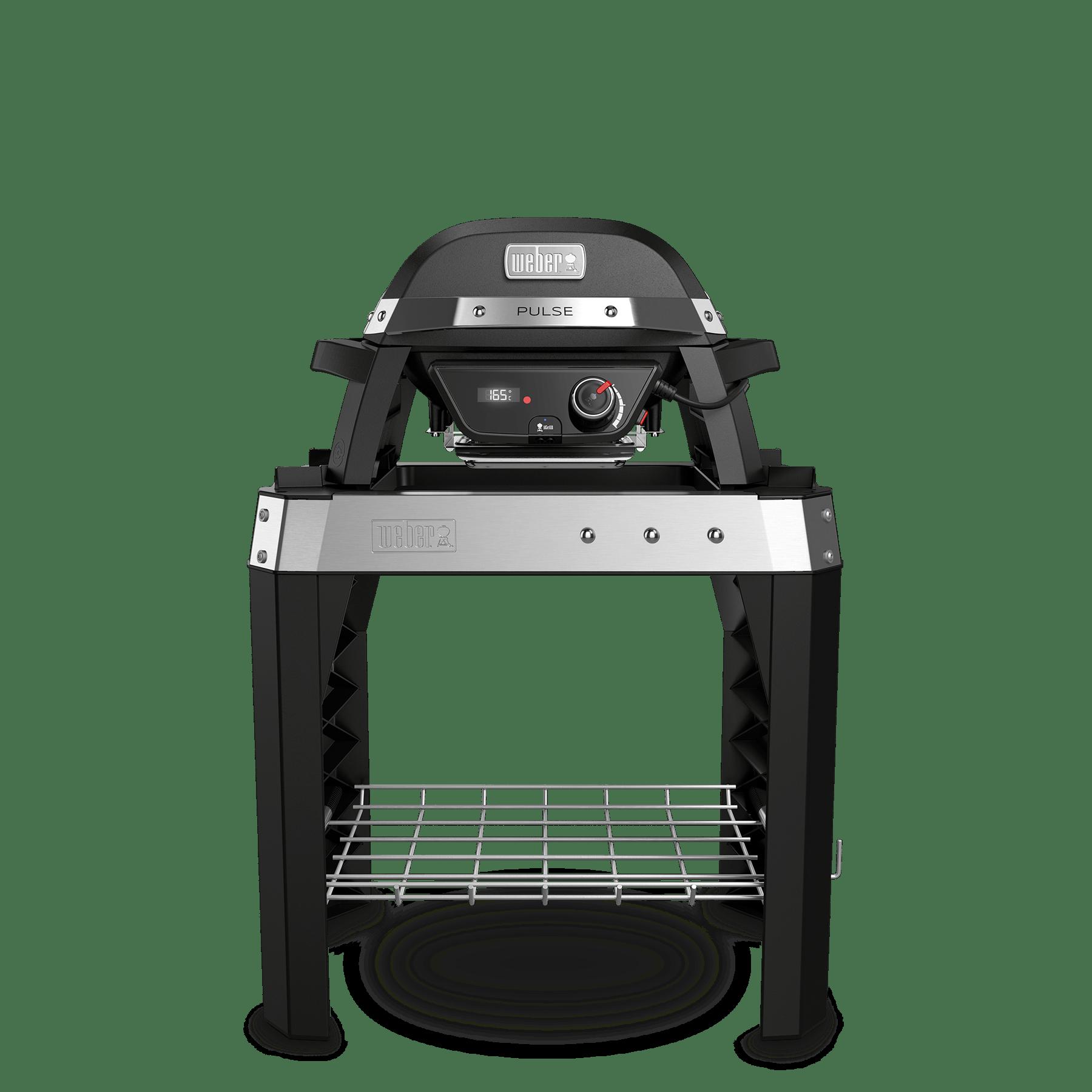 Pulse1000 – Elektrogrill mit Stand