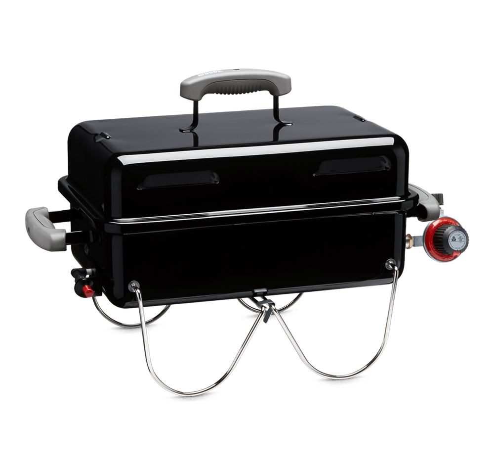 Parrilla a gas Go-Anywhere View
