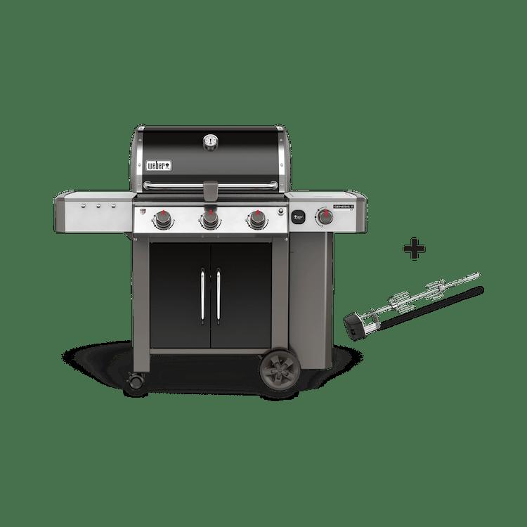 Genesis® II LX E-340 GBS Gasbarbecue