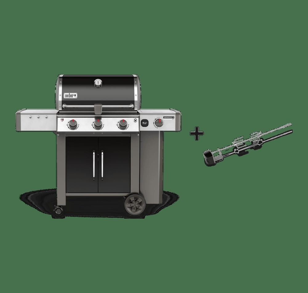 Barbecue à gaz Genesis® II LX E-340 GBS View