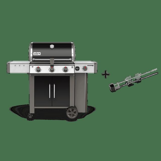 Barbecue à gaz Genesis® II LX E-340 GBS