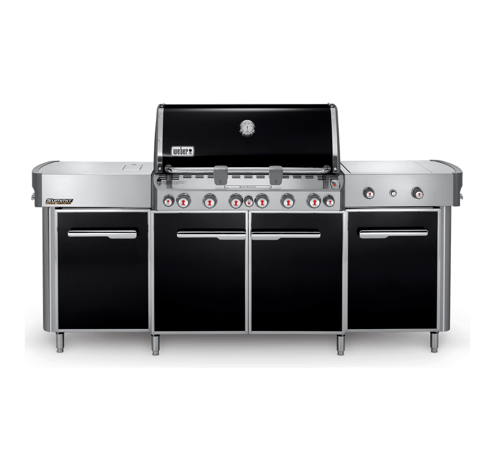 Summit® Grill Center (Natural Gas) View