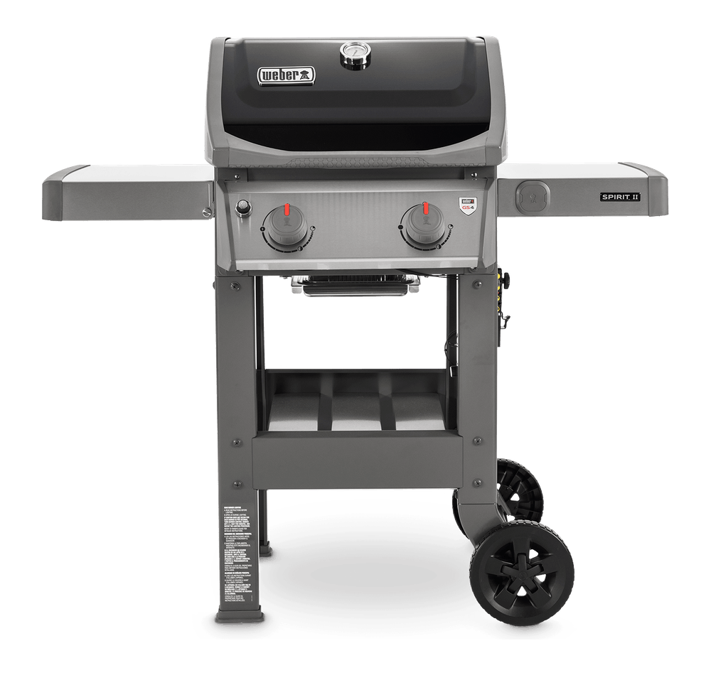 Spirit II E-210 Gas Grill View