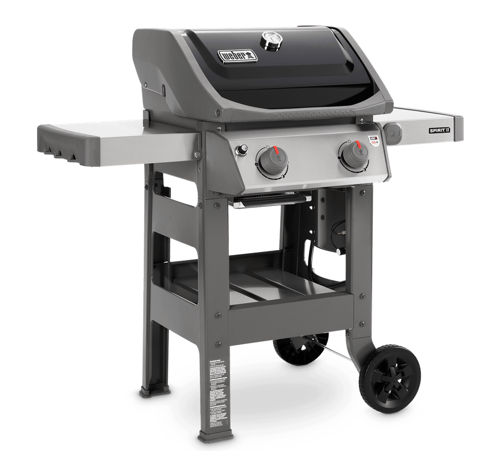 Spirit II E-210 Gas Grill Right view