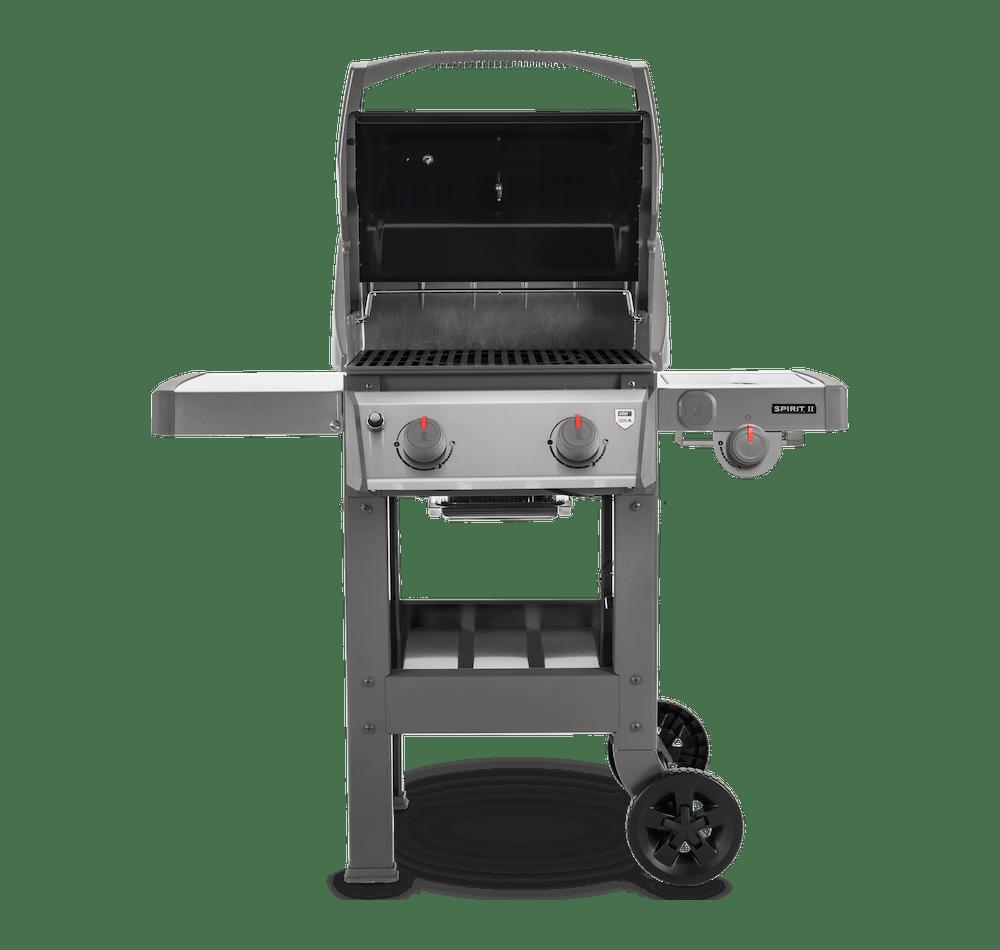 Spirit II E-220 GBS gasbarbecue image 4