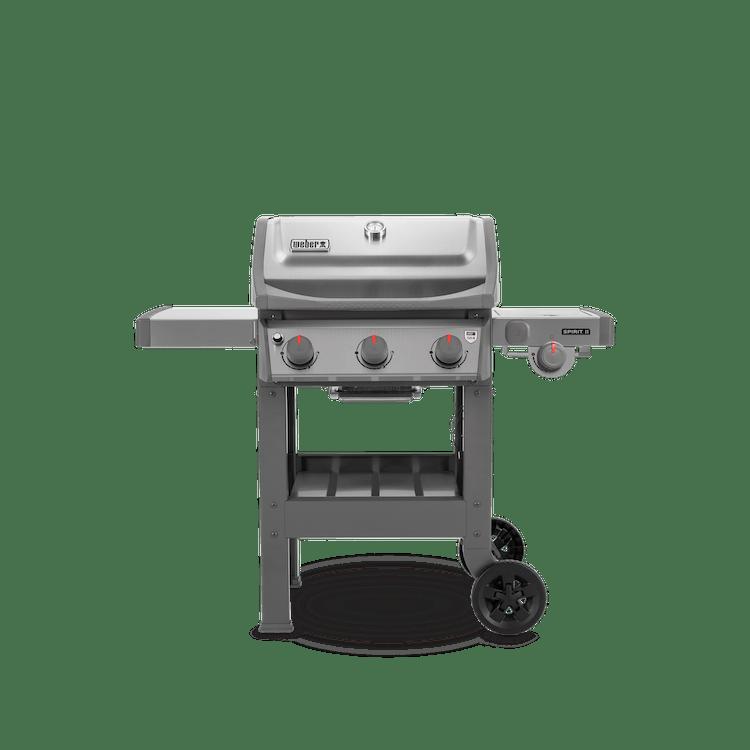 Spirit II S-320 GBS gasbarbecue
