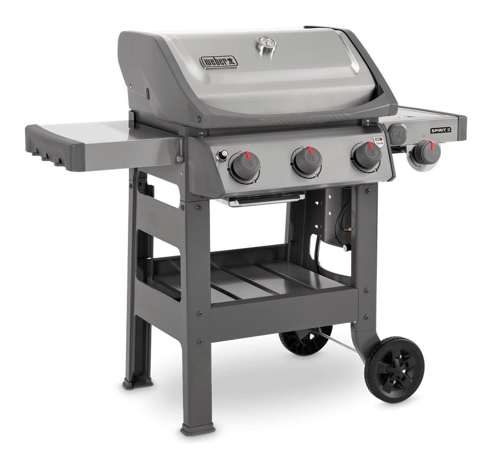 Spirit II S-320 Gas Grill View