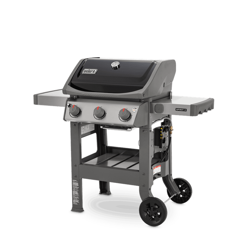Spirit II E-310 Gas Grill image number 1