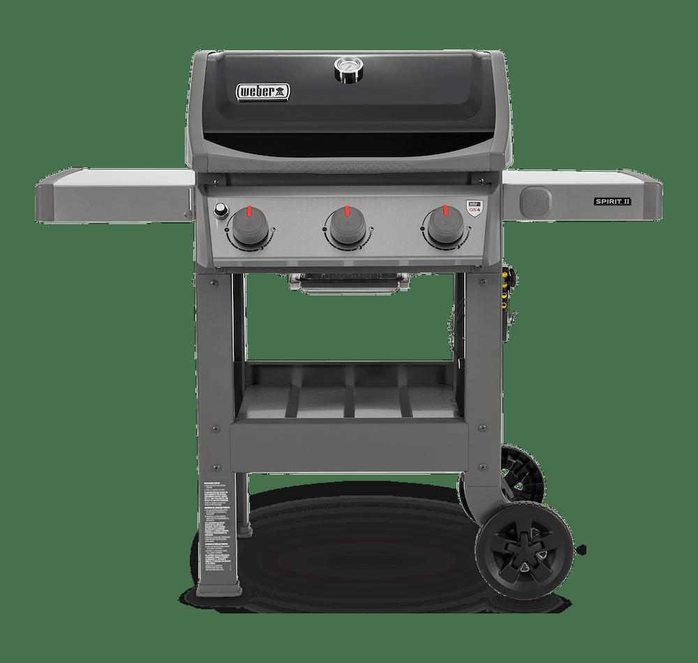 Weber Spirit II E-310 | Gas Grill | Weber Grills