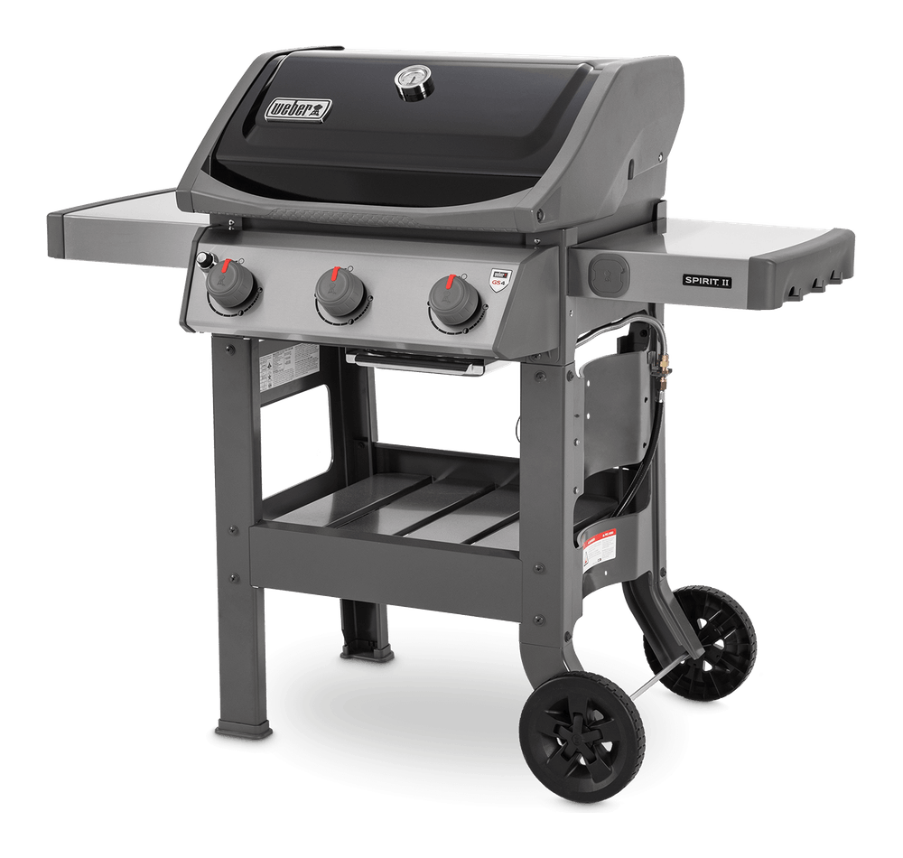 Spirit II E-310 GBS Gas Barbecue View