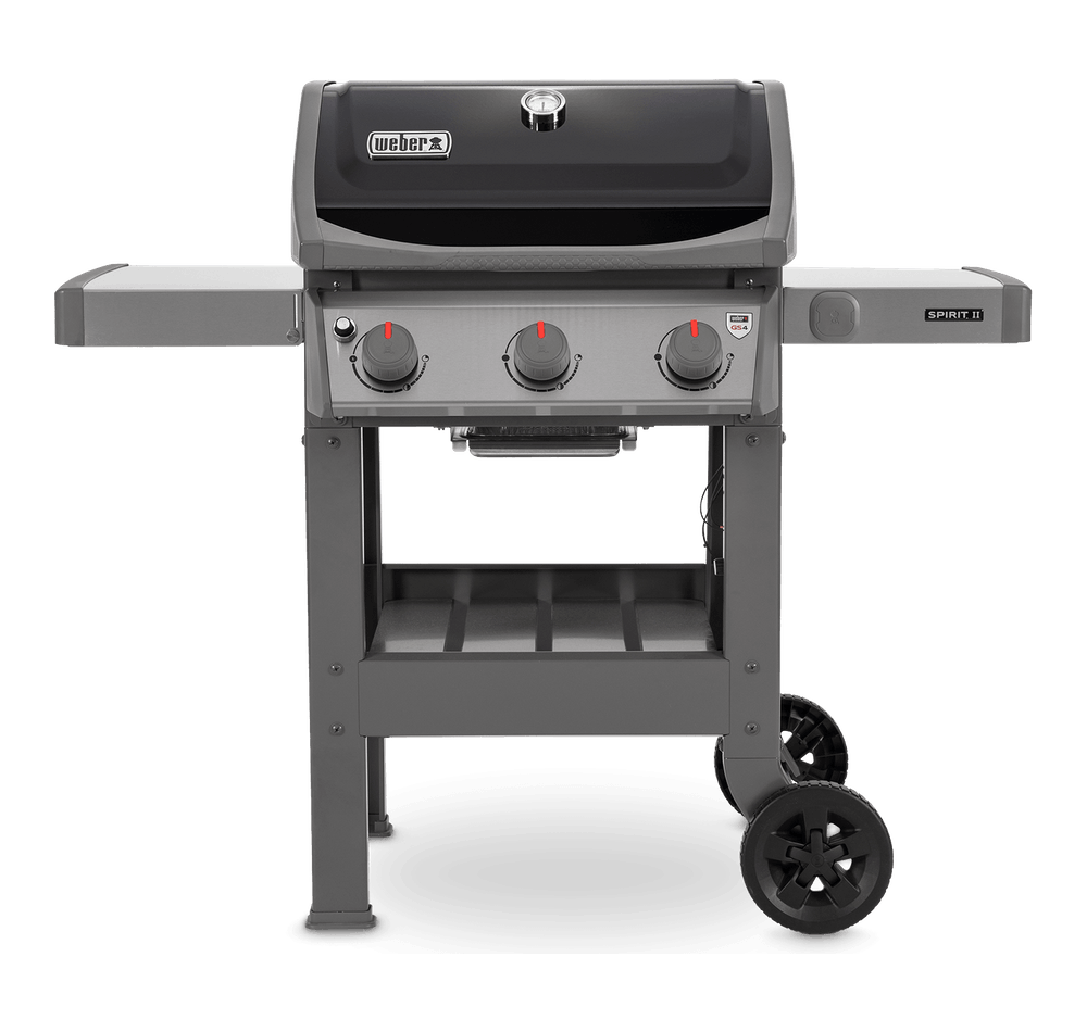 Spirit II E-310 GBS Gas Grill View