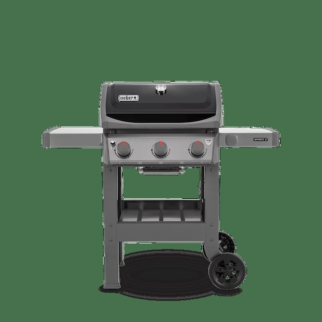Barbecue à gaz SpiritII E-310 Plancha