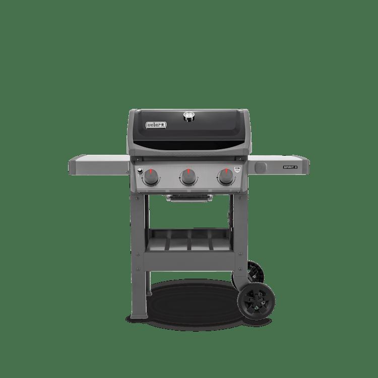 Spirit II E-310 GBS Gasbarbecue