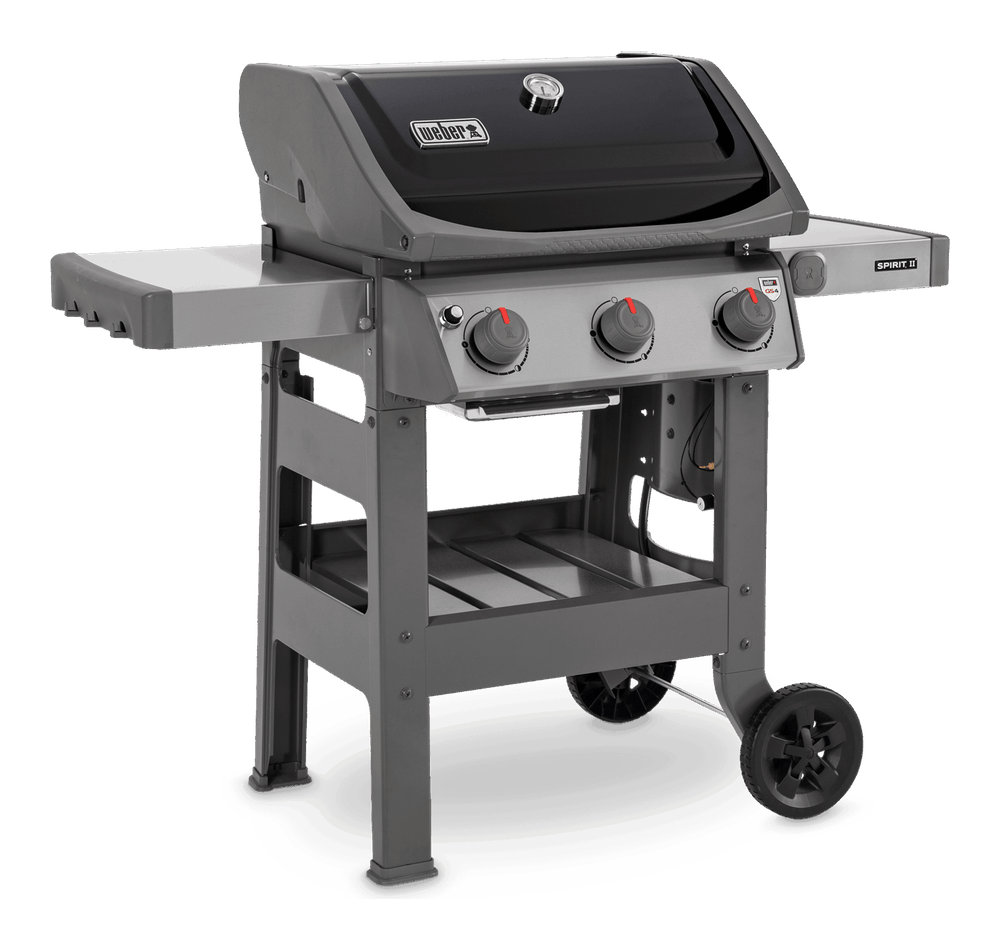 Spirit II E-310 Gas Barbecue View