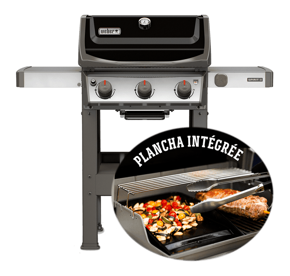 Barbecue à gaz Spirit Classic E 310 | Le site officiel de Weber®